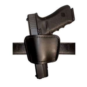 Gould & Goodrich Ambidextrous Holster Leather Black B892-2