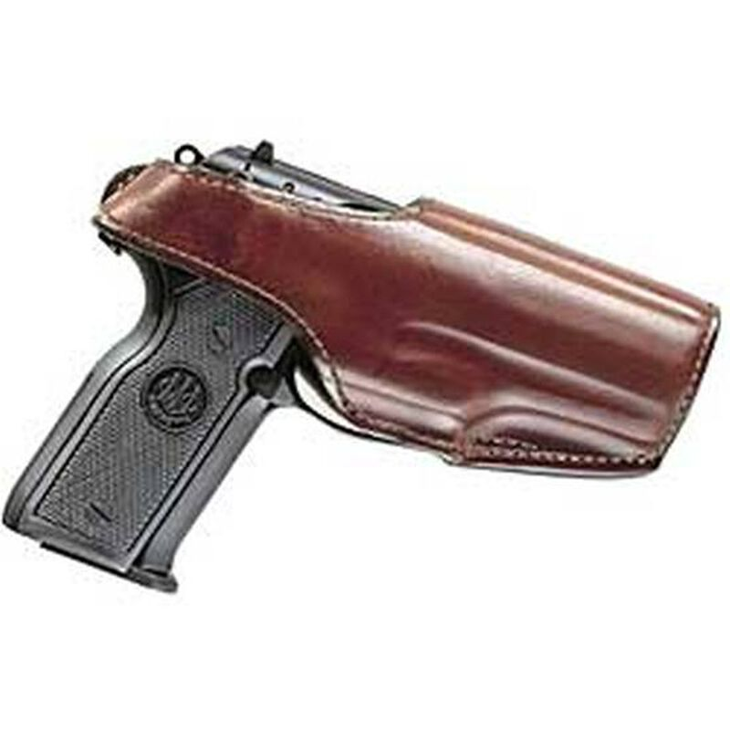 19L Thumbsnap Hip Holster 1911s Size 19 Right Hand Leather Tan