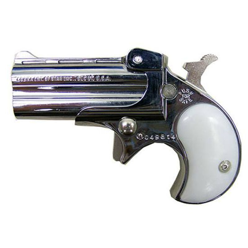 Cobra Firearms Standard Derringer Single Action  25 ACP 2 4