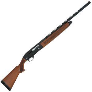 """TriStar Viper G2 Wood Semi Auto Shotgun 12 Gauge 26"""" Barrel 5 Rounds 3"""" Chamber Semi-gloss Walnut Stock Blued Finish 24101"""