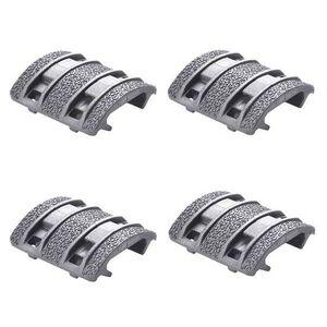 Magpul Industries Enhanced XTM Picatinny Rail Panel Covers Polymer Gray MAG510-GRY