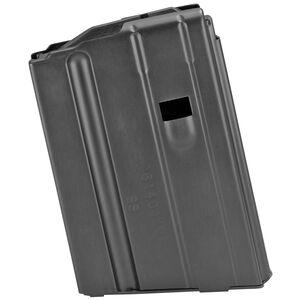 DURAMAG by CProductsDefense AR-15 SS Magazine 7.62x39 Soviet 10 Rounds Stainless Steel Matte Black Finish