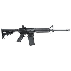 "S&W M&P15 Sport II AR-15 .223/5.56 NATO Semi Auto Rifle 16"" Barrel 30 Rounds Black 10202"