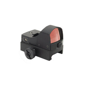 Konus SightPro Fission 2.0 Sight Red Dot Compact Electronic Matte Black 7245