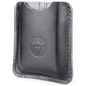 Trailblazer Firearms LifeCard Holster for .22LR Pocket Ambidextrous Leather Black
