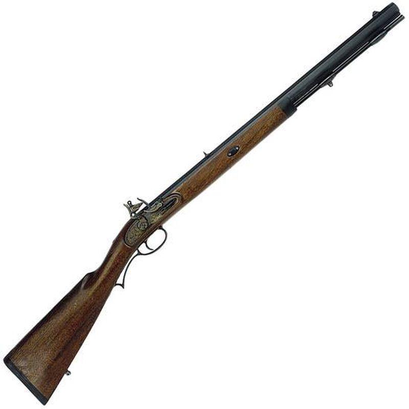 Lyman Deerstalker Flintlock Rifle  50 Caliber Black Powder Wood Stock  6033146