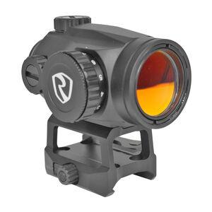 Riton Optics X3 Tactix ARD 1x25 2 MOA Red Dot Lower 1/3 Co-Witness QD Mount