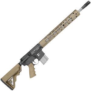 """Rock River LAR-15 X-1 5.56 NATO Semi Auto Rifle 30 Rounds 18"""" Barrel Tan"""