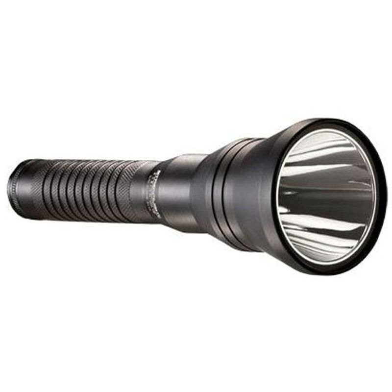 Streamlight Strion Flashlight LED HP Without Charger Aluminum 8.8 x 5.6 x 4.2 inches Black