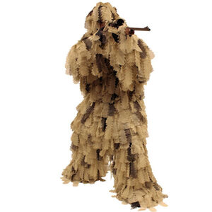 Red Rock Big Game Ghillie Suit 4 Piece Medium/Large Open Country 70966ML