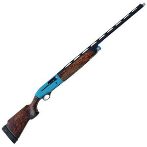 "Beretta A400 Xcel Parallel Target Semi Auto Shotgun 12 Gauge 32"" Vent Rib Barrel 3"" Chamber 3 Rounds Kick-Off System Walnut Stock Blue Receiver Blued Finish J40CQ12"