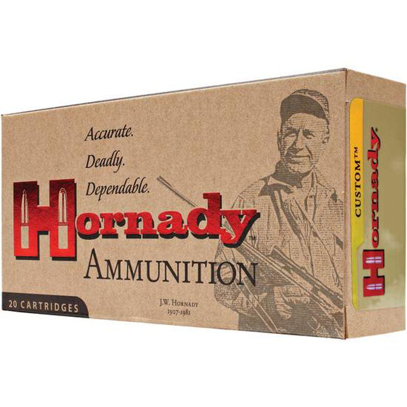 Hornady Custom 275 Rigby 140 Grain Interlock SP 20 Rounds