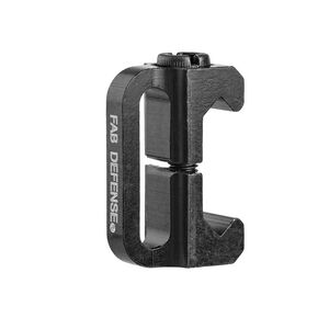FAB Defense SLA Sling Picatinny Attachment Aluminum Black