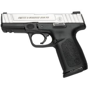 "S&W SD9VE  9mm Luger Semi Auto Pistol 4"" Barrel 10 Rounds Duo Tone Slide"