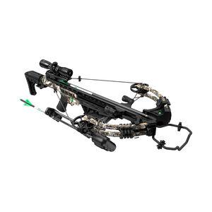 Centerpoint Heat 425 Crossbow Kit 4x32 Scope and Folding Stock Camo