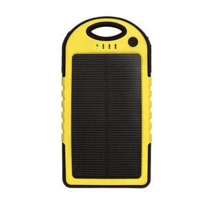 Mil-Spec MSP Life Solar Charger Black