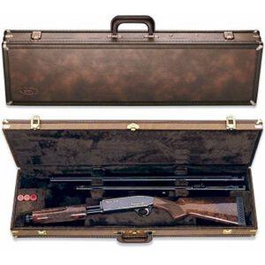 """Browning Traditional Auto or Pump Shotgun Hard Locking Case 32"""" Brown 142821"""