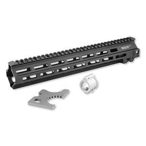 "Geissele Automatics AR-15 Super Modular Rail MK8 13"" M-LOK Aluminum Black 05-285B"