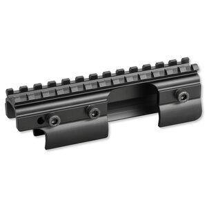 Sun Optics USA Ruger MK I/II Handgun Scope Mount Non Drilled Aluminum Black
