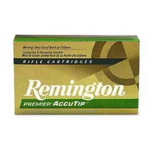 Remington .221 Rem Fireball 50 Grain AccuTip-V 20 Rnd Box