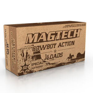 Magtech .44 Special Ammunition 1000 Rounds LFN 240 Grains 44B