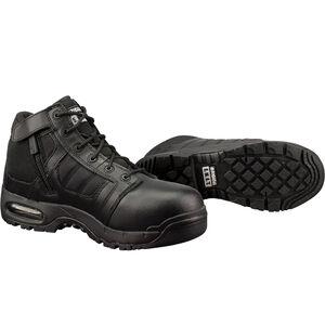 "Original S.W.A.T. Metro Air 5"" SZ Safety Men's Boot Size 11 Wide Non-Marking Sole Leather/Nylon Black 126101W-11"
