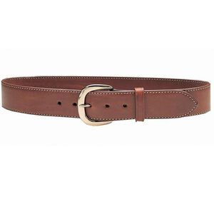 Galco SB5 Sport Belt Brass Buckle Size 40 Leather Tan SB5-40