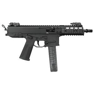 "B&T GHM9 9mm Luger Semi Automatic Pistol 6.9"" Barrel 30 Rounds Flip-Up Sights Steel Frame Black"