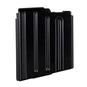 ASC LR-308/SR-25 Magazine .308/7.62 10 Rounds Stainless Steel Black 10-308-SS-BM-B-ASC