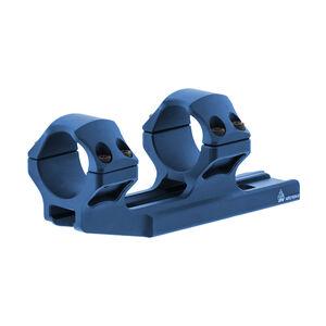 UTG ACCU-SYNC 30mm Medium Profile 34mm Offset Pic. Rings, Blue