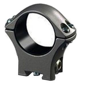 SAKO Optilock Ring Mounts 30mm Low Height Steel Blued 2 Rings