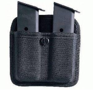 Bianchi 7320 Triple Threat 2 Magazine Pouch Beretta 92, Glock 17, 19, 22, 23, SIG Sauer P226 Nylon Black