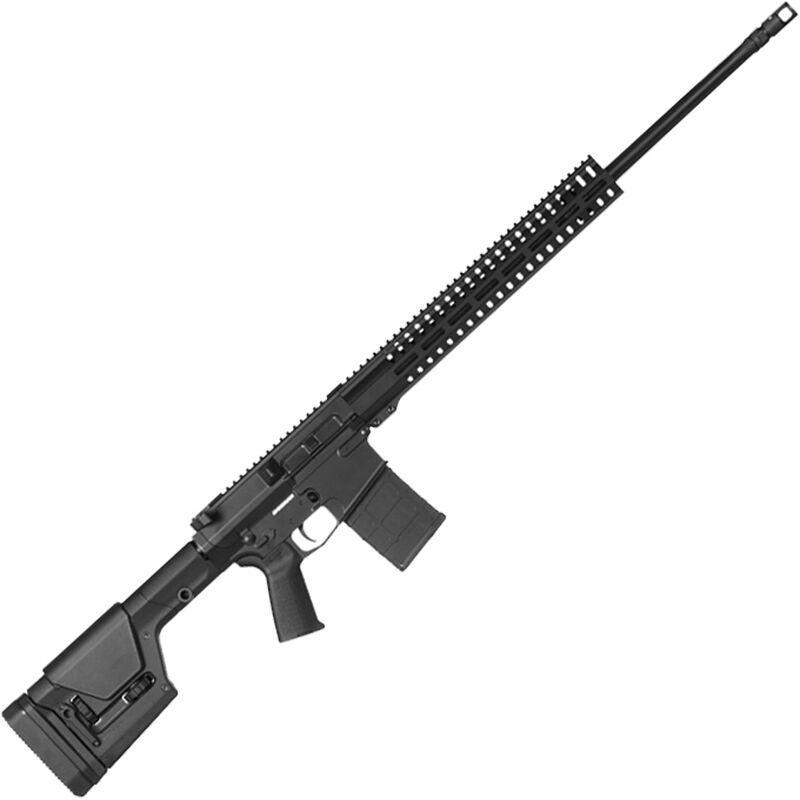 "CMMG Endeavor 300 MK3 6.5 Creedmoor AR Style Semi Auto Rifle 24"" Heavy Barrel 20 Rounds RML15 M-LOK Handguard Magpul PRS Fixed Stock Graphite Black Finish"
