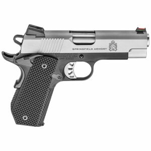 "Springfield Armory 1911 EMP 4"" Barrel 9 Rounds Concealed Carry Contour 9mm Semi Auto Pistol Two Tone"