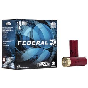 "Federal Top Gun 12 Gauge Ammunition 2-3/4"" #7.5 Shot 1-1/8 Oz Shot 1145fps"