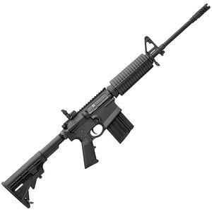 "DPMS GII AP4 AR Style Semi Auto Rifle .308 Winchester 16"" Barrel 19 Round Magazine Polymer Hand Guard M4 Collapsible Stock Matte Black Finish"