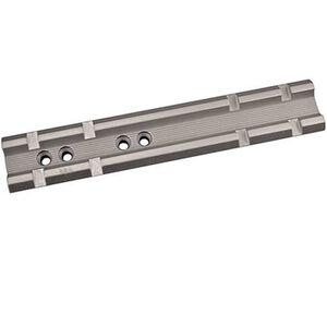 Weaver Detachable Top Mount Base 1 Piece Thompson Center Contender/Rossi Braztech Standard Silver 48007