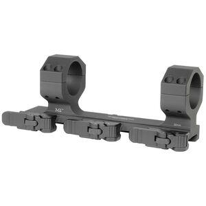 Midwest Industries QD Extreme 30mm Cantilever Offset Scope Mount Black MI-QD30XDSM