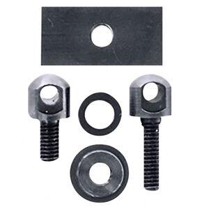 GrovTec GT KeyMod Forearm Swivel Stud Adaptor Steel Oxide Finish Matte Black GTSW-232