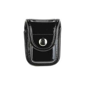 Bianchi 7915 Pager Glove Pouch Chrome Snap Accumold Hi-Gloss Black 22317