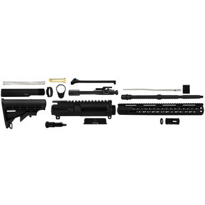 """TacFire AR-15 Rifle Build Kit .223 Wylde 16"""" 1:7 15"""" Ultra Slim Keymod RK223"""