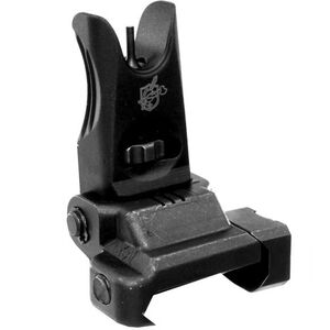 Knight's Armament Rail Mount Folding Micro Front Sight Black 25654
