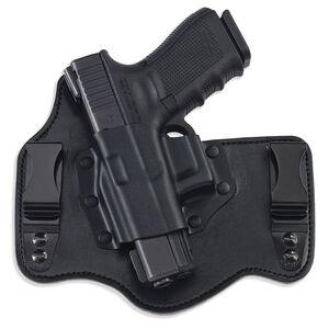 Galco KingTuk Kahr PM9/40, MK9/40, CW9/40, K9/40 Inside Waistband Holster Left Hand Kydex/Leather Black KT219B
