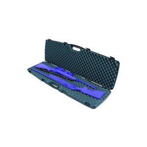 Plano, Special Edition, Double Scoped Rifle and Shotgun Case, Black