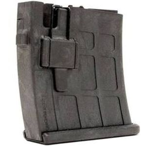 ProMag Archangel OPFOR Magazine 7.62x54R 5 Rounds Polymer Black AA762R 01