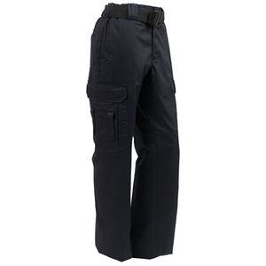 Elbeco TEK3 Men's EMT Pants Size 42 Polyester Cotton Twill Weave Midnight Navy