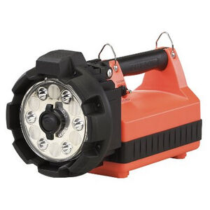 Streamlight E-Flood LiteBox Flood Light HL White LED 3600 Lumen Rechargeable Battery Orange