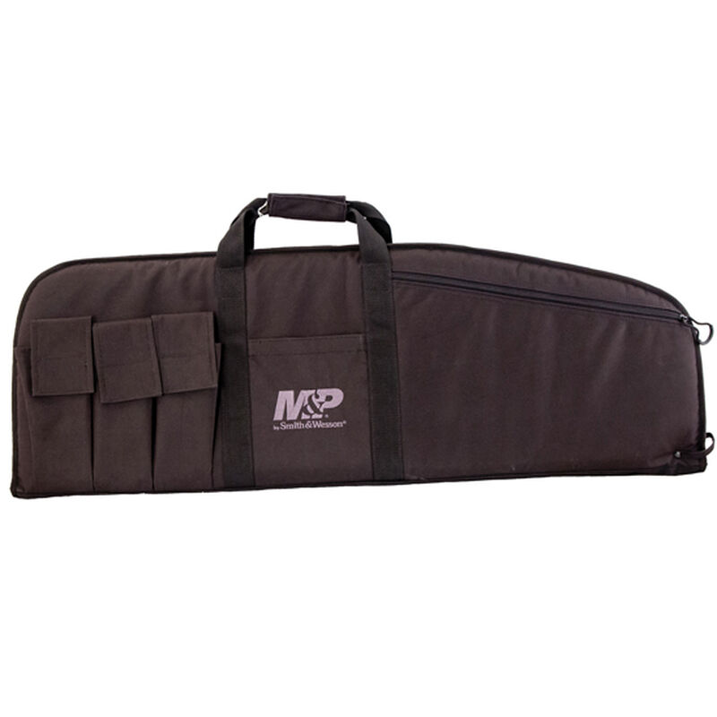 Caldwell Shooting Supplies Smith & Wesson M&P Series Tactical Soft Duty Rifle Case Black