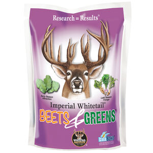 Whitetail Institute Beets and Greens Food Plot 1/2 Acre 3lbs