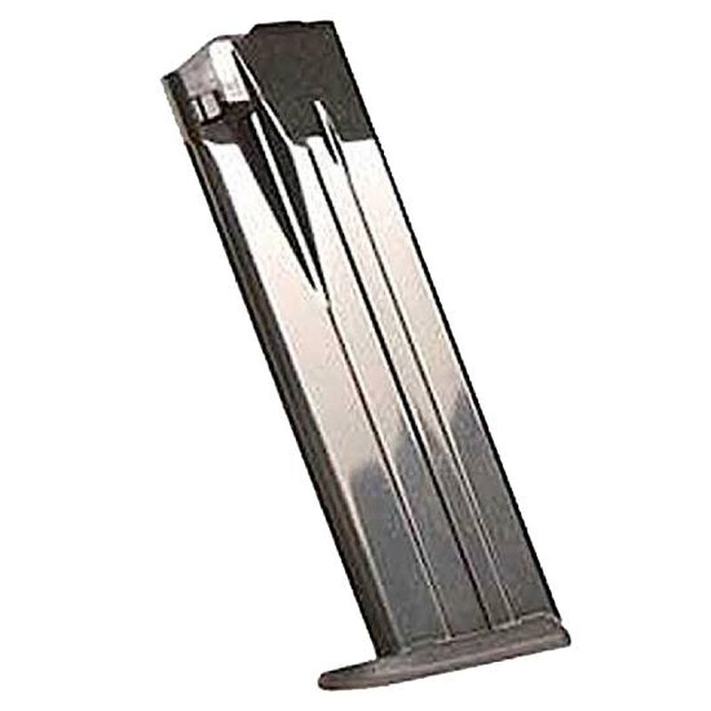 Walther PPQ M2 Magazine 9mm Luger 15 Rounds Stainless Steel Matte Black 2796678